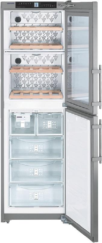 Liebherr 295L Wine Chiller & Freezer SWTNES3010