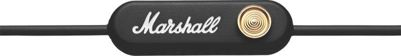 Marshall Minor II Bluetooth Headphones - Black 04092259