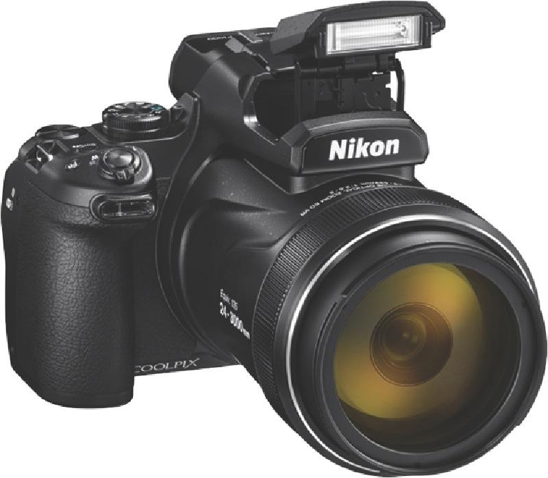 Nikon Coolpix P1000 Compact Digital Camera
