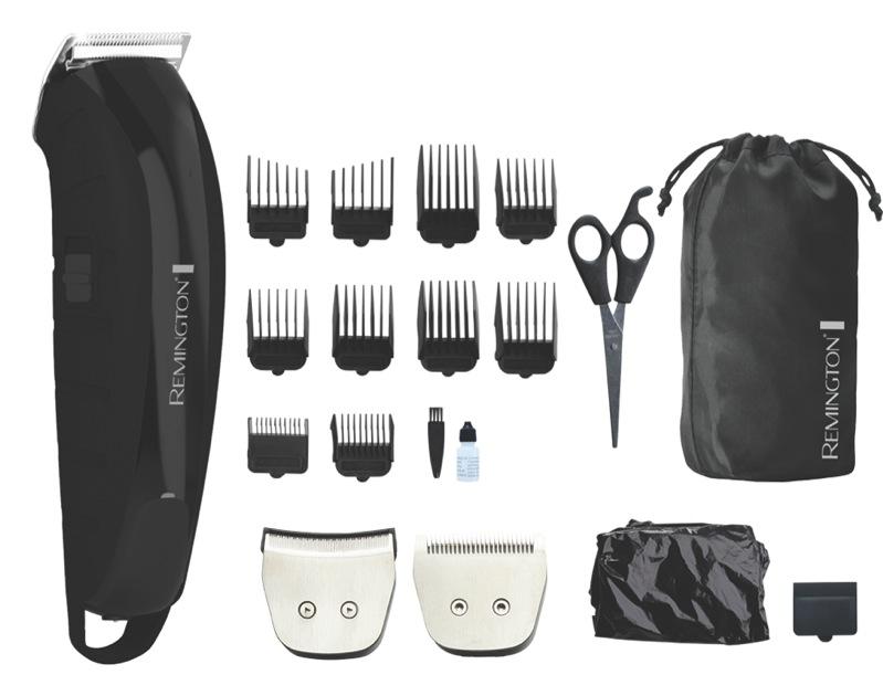 Remington Barber's Best Hair Clipper - Black HC5870AU