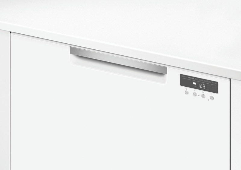 Fisher & Paykel Double DishDrawer™ - White DD60DAW9