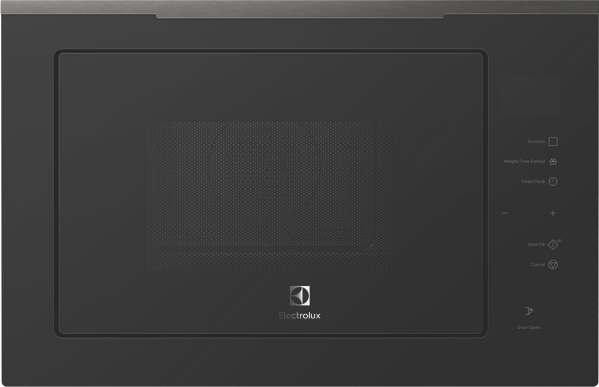 Electrolux 60cm Built-In Combi Microwave Oven - Dark Stainless Steel EMB2529DSD