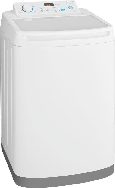 Simpson 6.0kg EZI Set Top Load Washer SWT6055TMWA