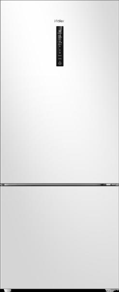 Haier 450L Bottom Mount Fridge - White HRF450BW2