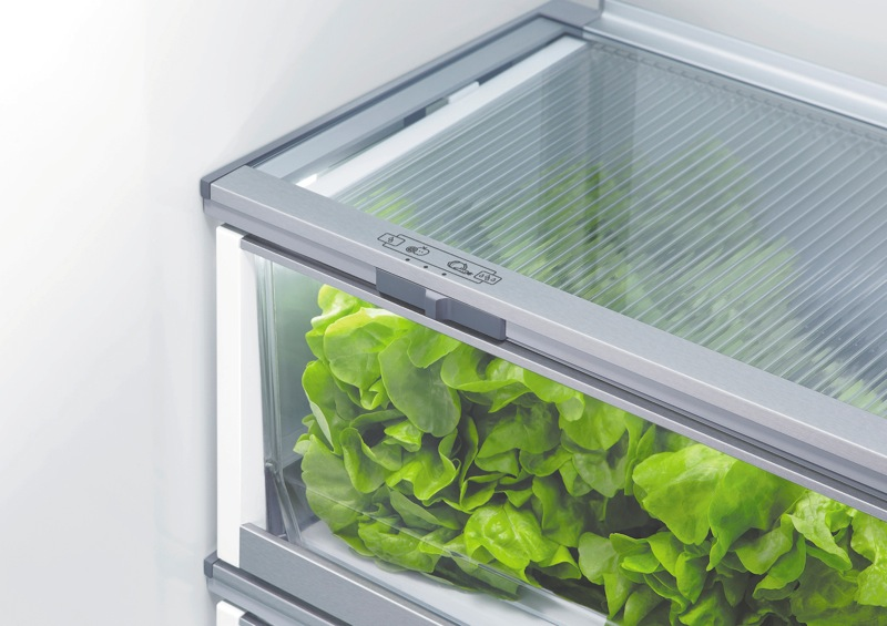 Fisher & Paykel 525L French Door Fridge RS90A1