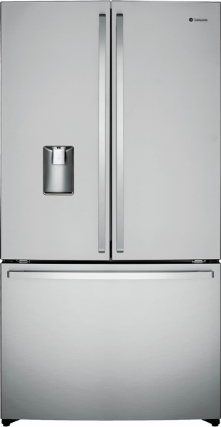 Westinghouse 605L French Door with Ice & Water WHE6060SAD