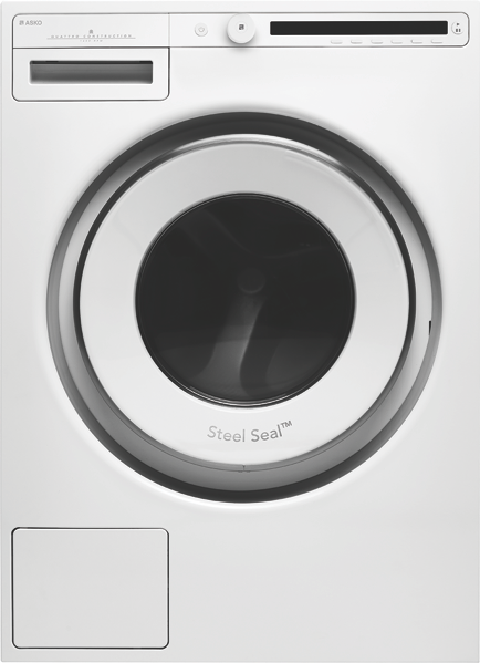 Asko 8kg Classic Front Load Washer W2084C