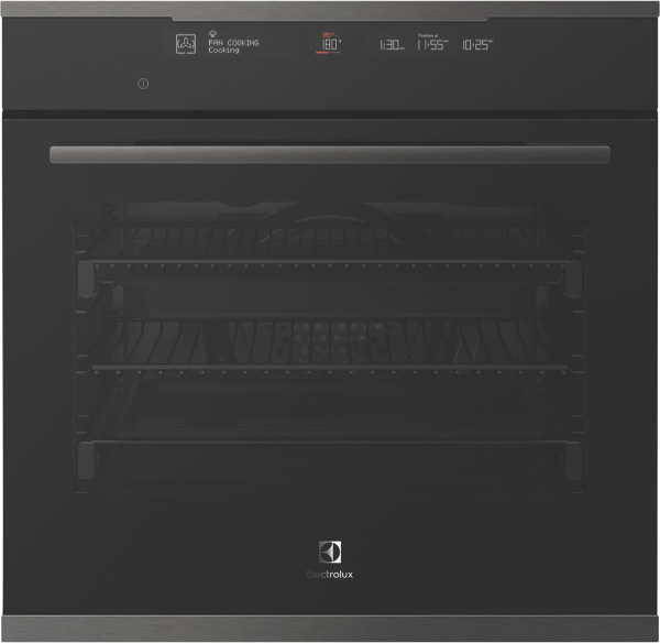 Electrolux 60cm Built-In Oven - Dark Stainless Steel EVE616DSD
