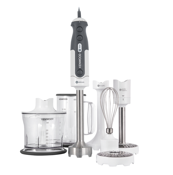 Kenwood Triblade Variable Speed Hand Mixer HDP406WH