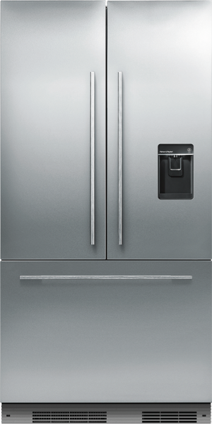 Fisher & Paykel 476L Slide In French Door Fridge RS90AU1