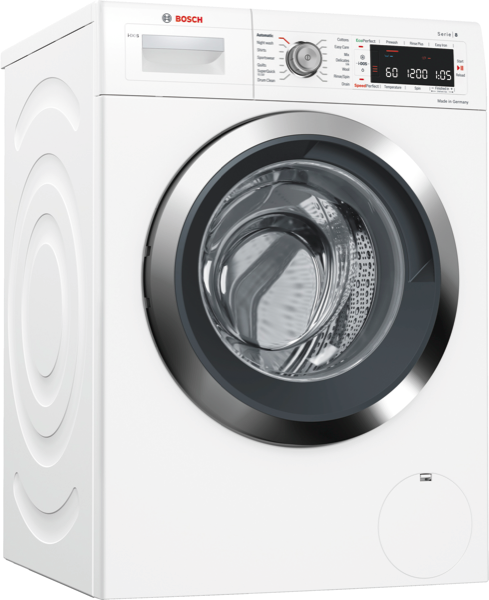 Bosch 9kg Front Load Washing Machine WAW28620AU