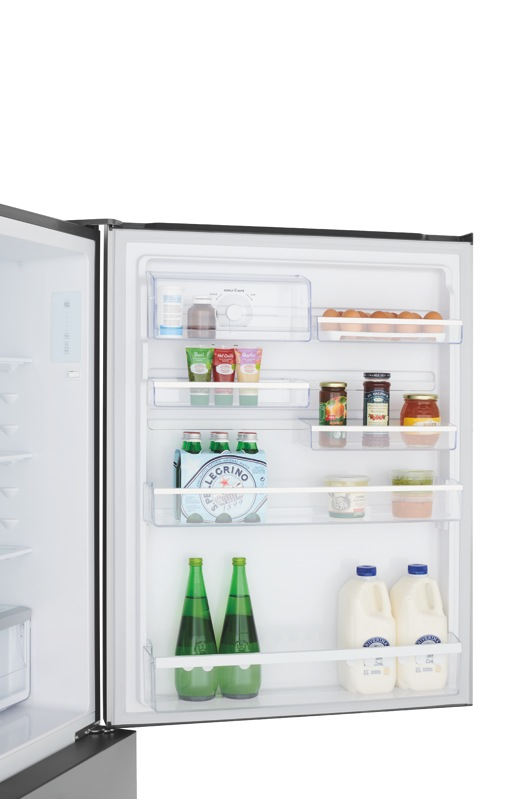 Westinghouse 528L Bottom Mount Fridge WBE5304BBR