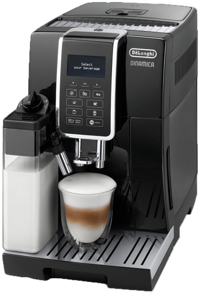 DeLonghi Fully Automatic Coffee Machine ECAM35055B