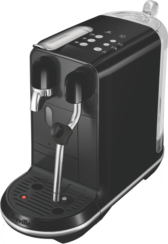 Breville Creatista Uno Pod Coffee Machine - Black BNE500BKS