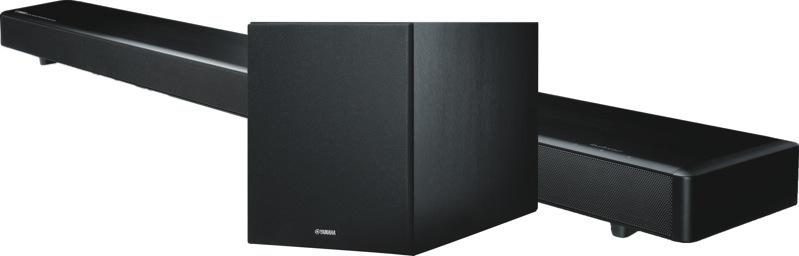 Yamaha Soundbar YSP2700B
