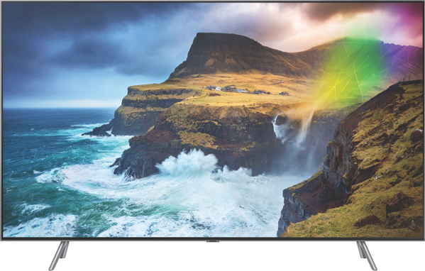 "Samsung 82"" 4K Ultra HD Smart QLED TV QA82Q75RAWXXY"