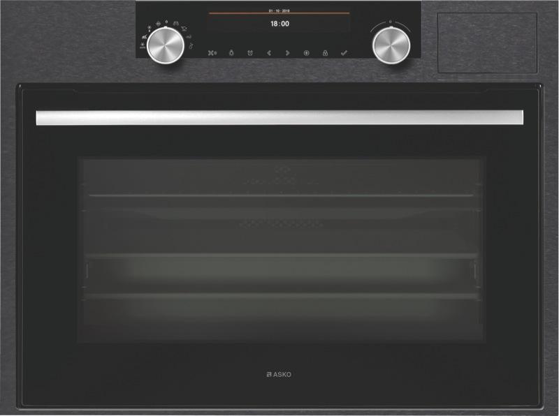 Asko 45cm Built-in Combi-Microwave Oven OCS8487B