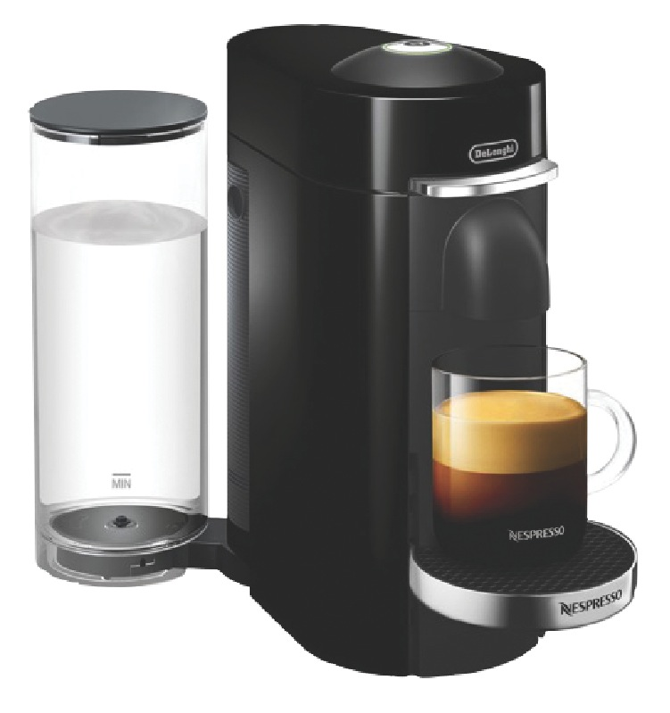 DeLonghi Nespresso VertuoPlus Pod Coffee Machine ENV155B