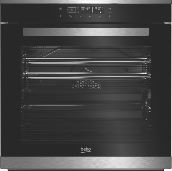 Beko 60cm Built-in Pyrolytic Oven BBO60B2PB