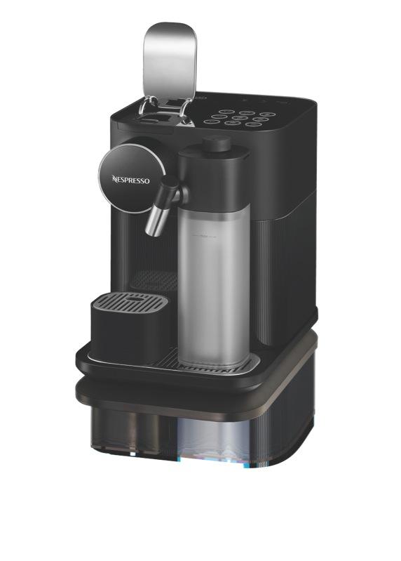 DeLonghi Nespresso Lattissima Touch Pod Machine - Black EN560B