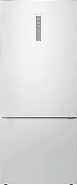 Haier 450L Bottom Mount Fridge  - White HBM450WH1