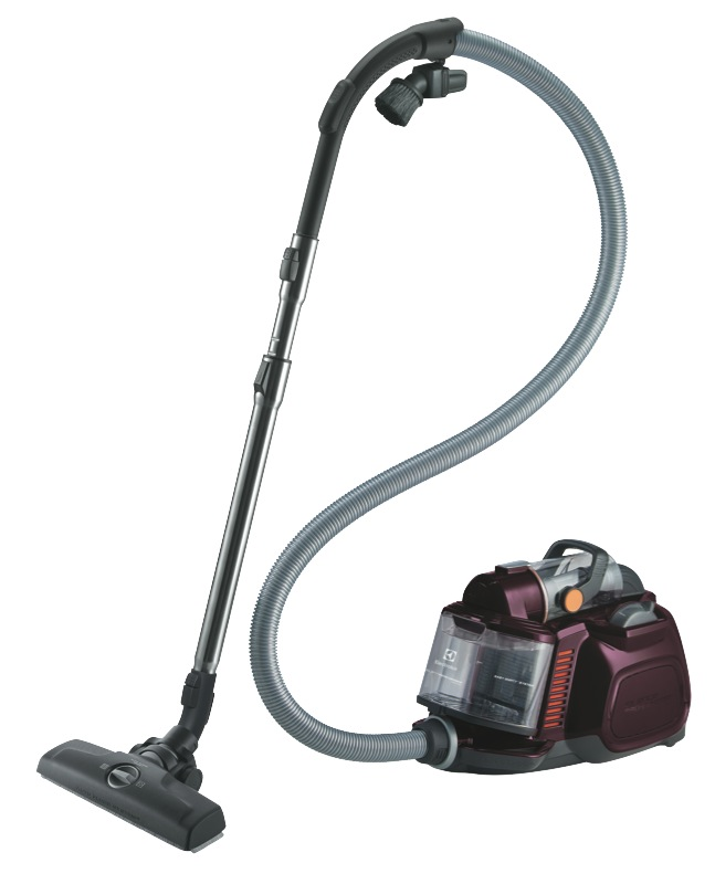 Electrolux SilentPerformer™ Cyclonic Origin Bagless Vacuum Cleaner ZSP4302PP