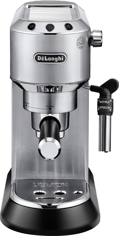DeLonghi Dedica Pump Espresso Coffee Machine EC685M