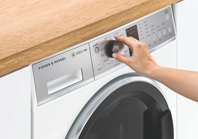 Fisher & Paykel 10kg Front Load Washer WH1060P1