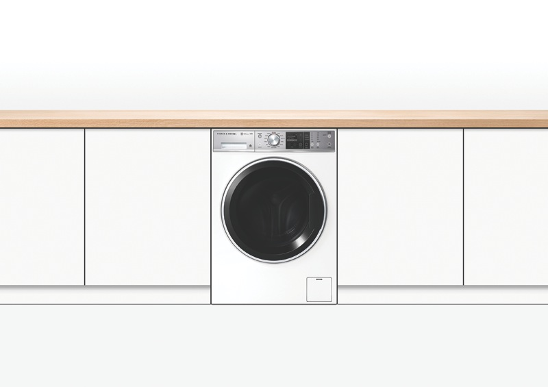 Fisher & Paykel 12kg Front Load Washer with Active Intelligence™ WH1260F1