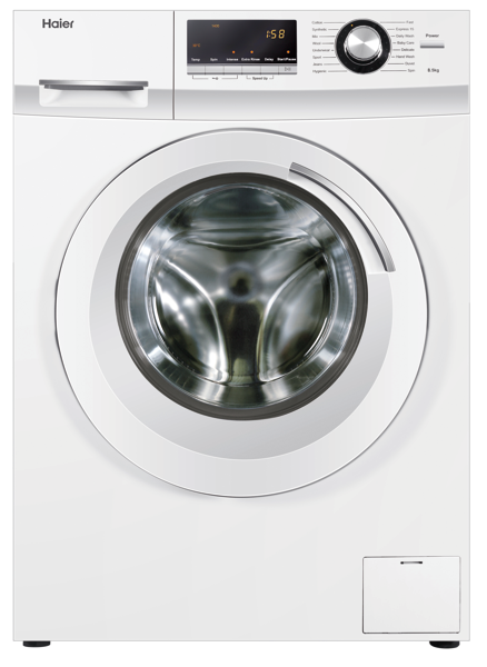 Haier 8.5kg Front Load Washer HWF85AW1