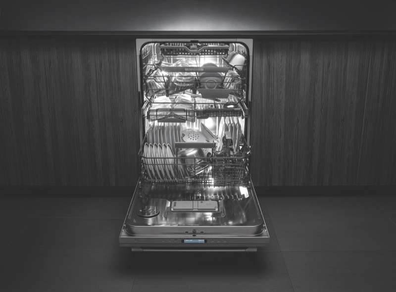 Asko 16 Place Setting Fully Integrated Dishwasher DFI666GXXL