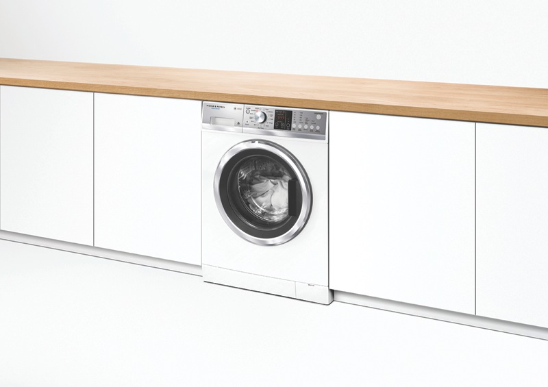 Fisher & Paykel 8.5kg Front Load Washer WH8560F1
