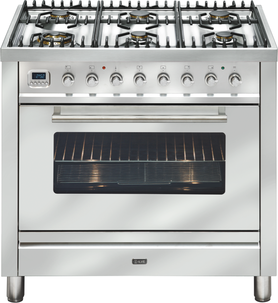 Ilve 90cm Freestanding Cooker NT906WVGI
