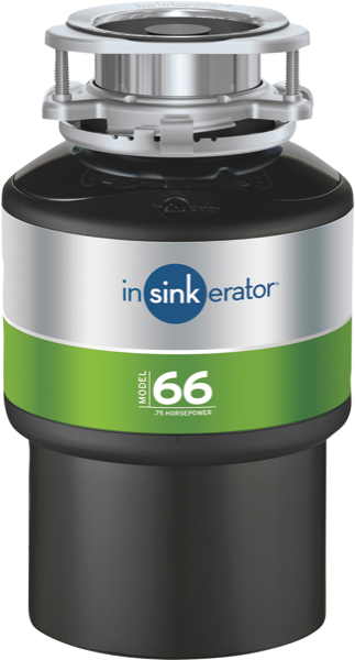 InSinkErator Model 66 Food Waste Disposer 77971K