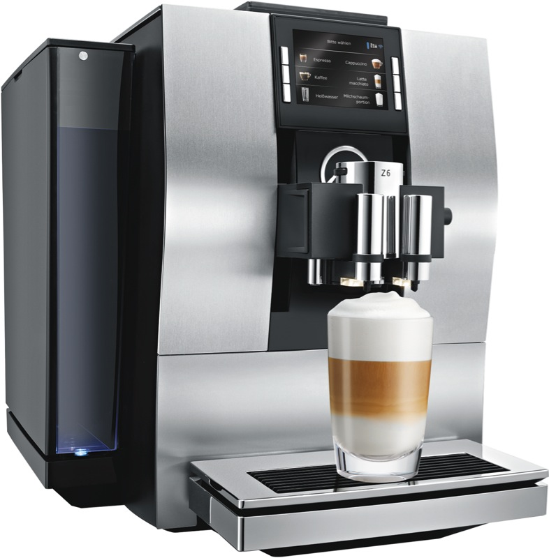 Jura Z6 Alu Auto Coffee Machine 15134