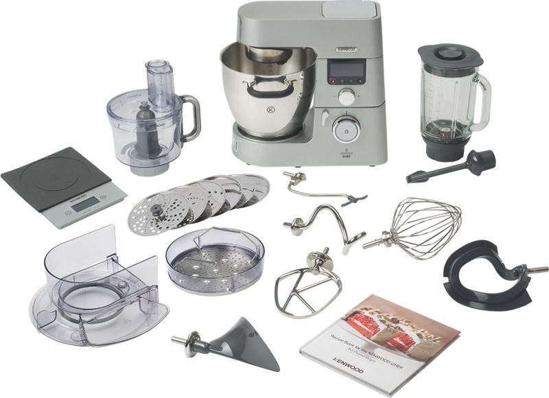 Kenwood Cooking Chef Food Mixer KCC9040S