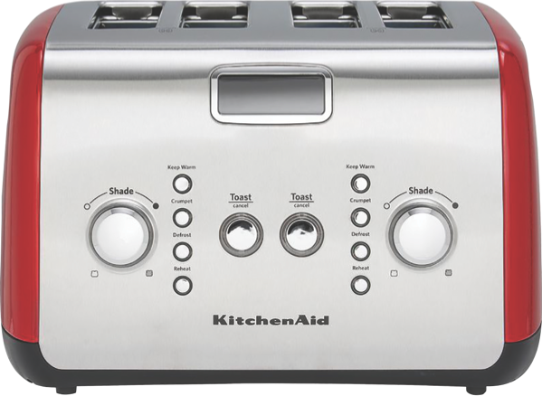 KitchenAid Artisan 4 Slice Toaster 5AKMT423ER