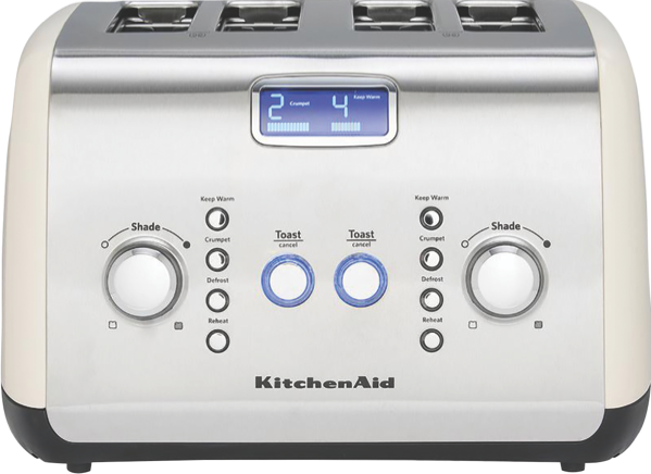 KitchenAid Artisan 4 Slice Toaster 5AKMT423AC