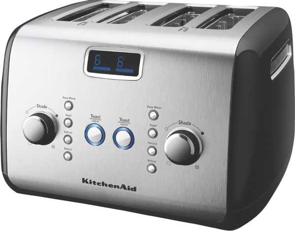 KitchenAid Artisan 4 Slice Toaster 5AKMT423OB