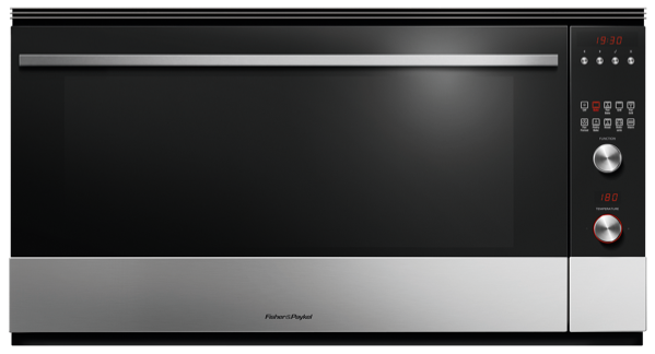 Fisher & Paykel 90cm Built-in Oven – 9 Function OB90S9MEX3
