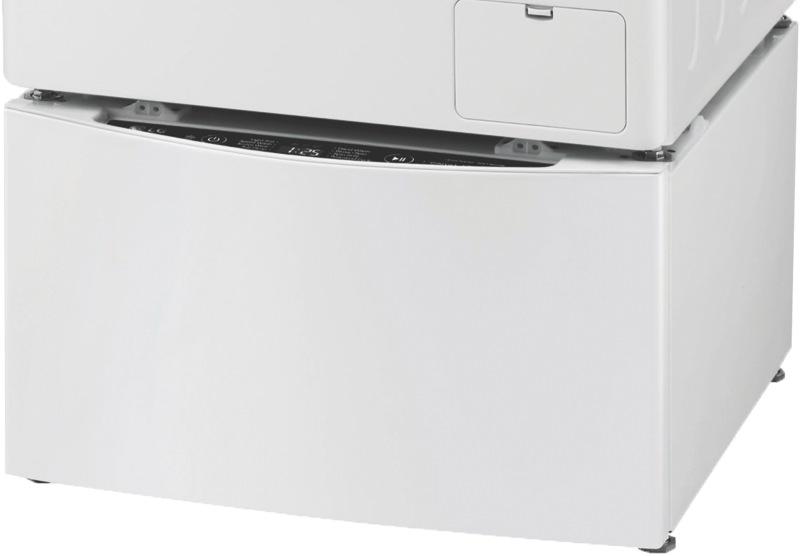 LG Twin Wash® Mini Washing Machine WTP20WY