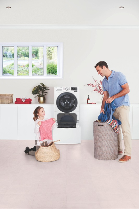 Lg Twin Wash Mini Washer Review National Product Review