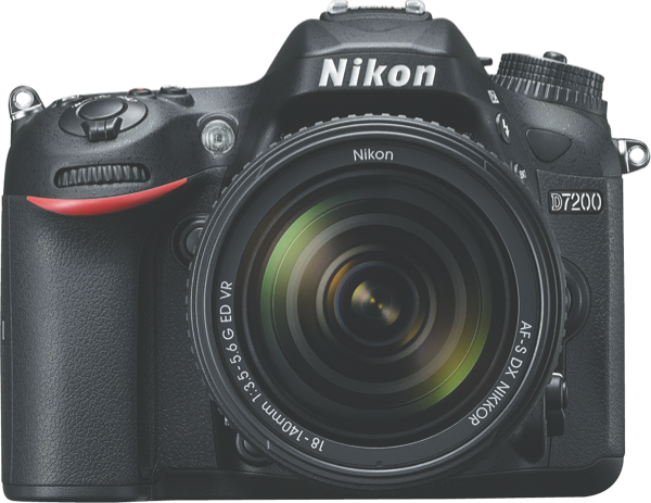 Nikon D7200 Digital SLR Camera + 18-140mm Lens Kit D720018140mm