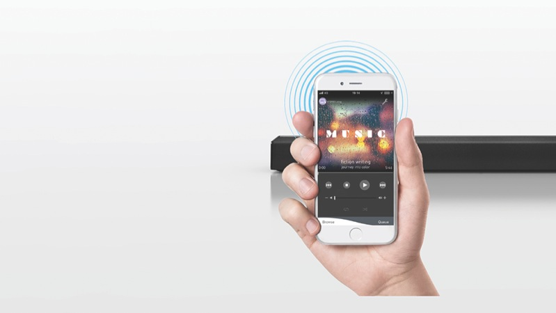 Panasonic 3.1 Dolby Atmos Soundbar SCHTB700GNK