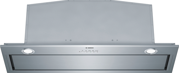 Bosch 86cm Integrated Rangehood - Stainless Steel DHL895DAU