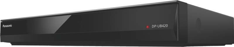 Panasonic 4K Ultra HD Player DPUB420GNK