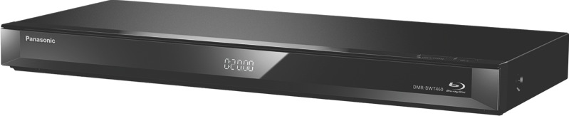 Panasonic 500GB Blu-Ray Disc Recorder DMRBWT460GN
