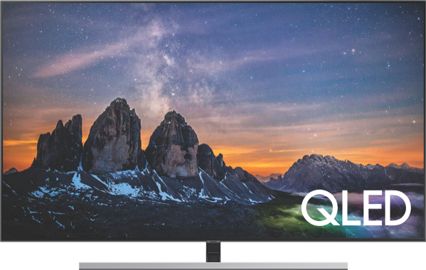 Samsung 65″ 4K Ultra HD Smart QLED TV QA65Q80RAWXXY
