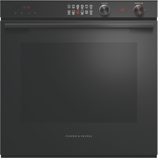 Fisher & Paykel 60cm Built-in Pyrolytic Oven OB60SL11DEPB2