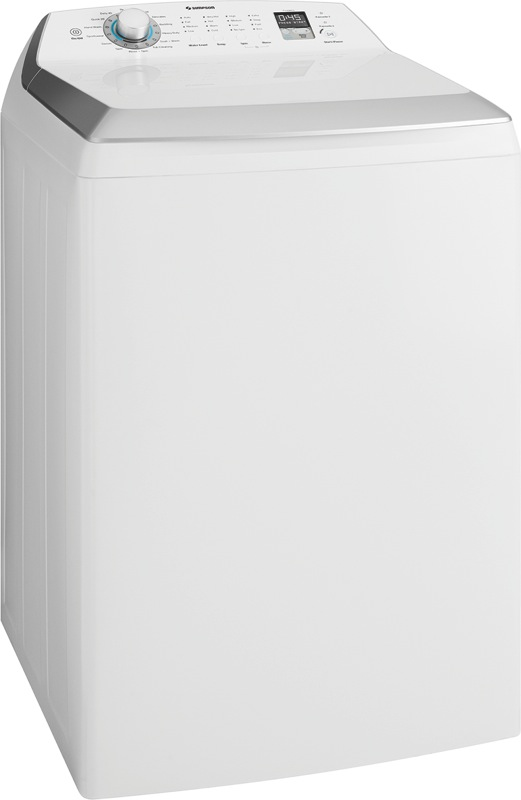 Simpson 10kg Top Load Washer SWT1023A
